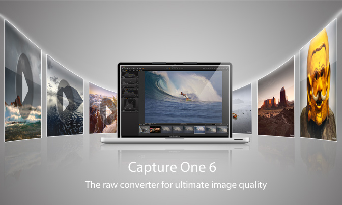 PhaseOne releases Capture One Pro 6