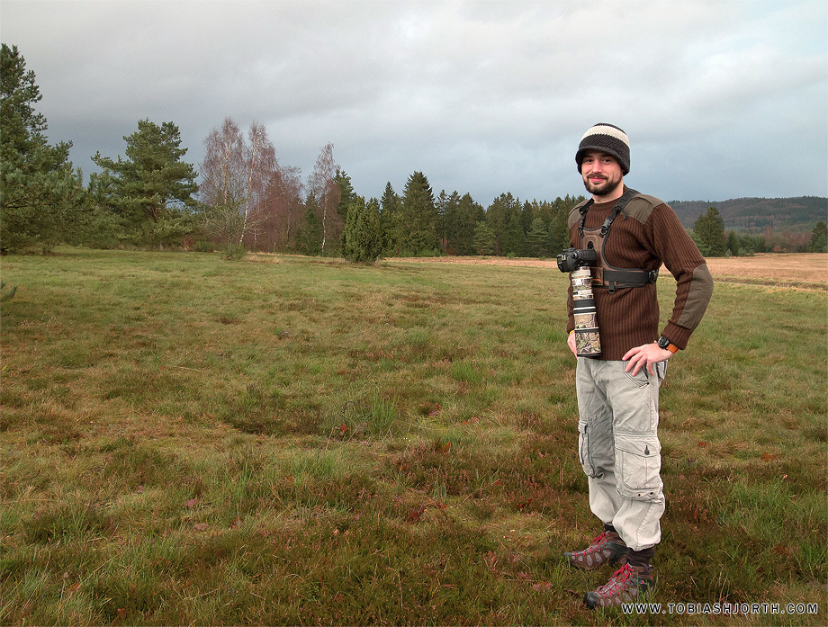 Cotton Carrier Camera Vest Review Tobias Hjorth Nature