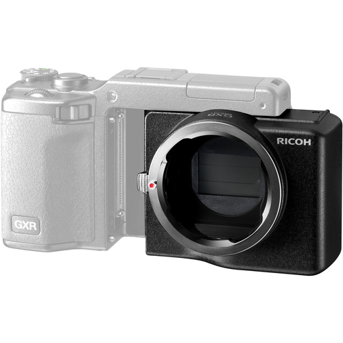 New arrival at B&H - Ricoh GXR Mount A12 For Leica M Mount Lens