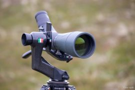 Zenelli CARBON ZC Carbon Fiber Gimbal Head review