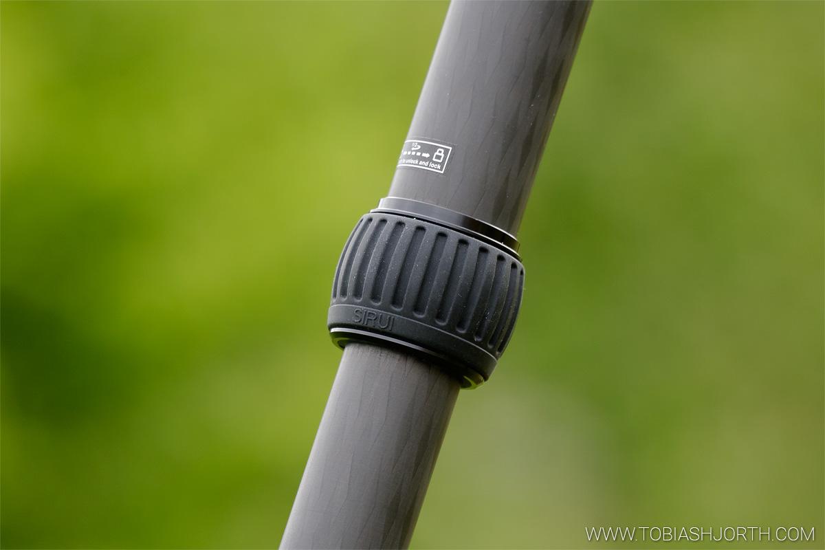 Sirui R-5214XL lock