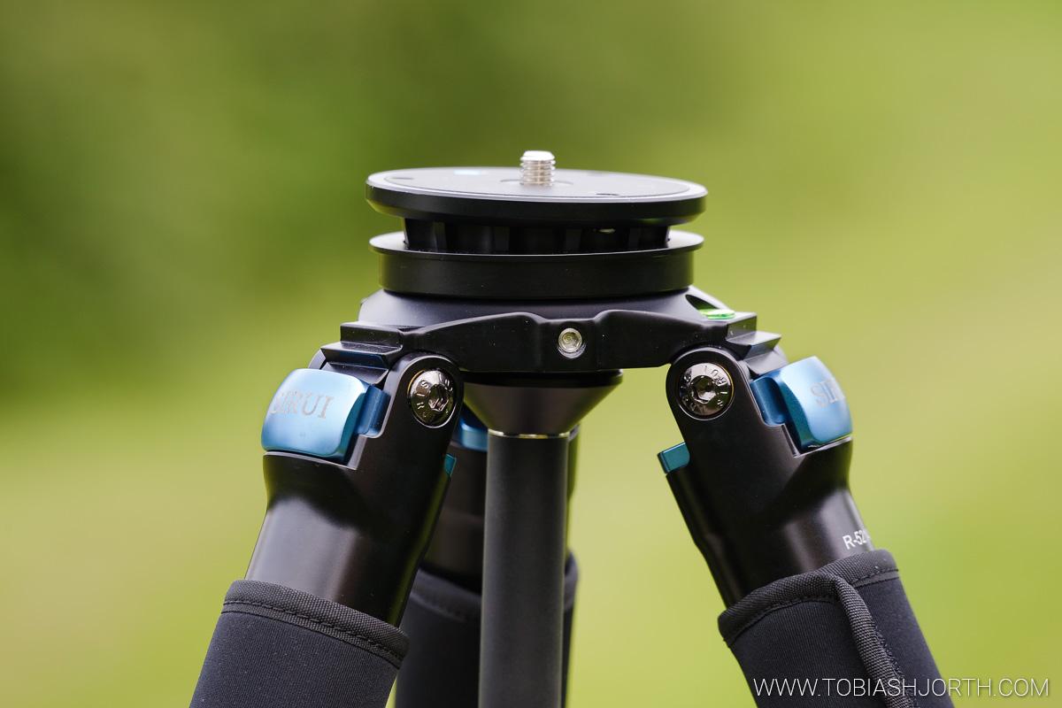 Sirui R-5214XL YB-75A Leveling halfbowl